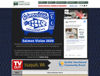 salmondays.org screenshot