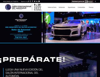 salondelautomovil.com screenshot