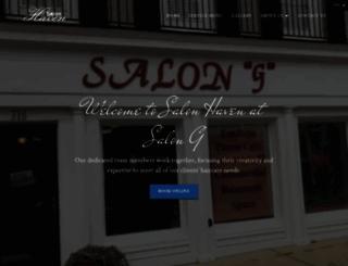 salonhaven-kentlands.com screenshot