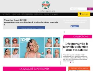 salons.tchip.fr screenshot