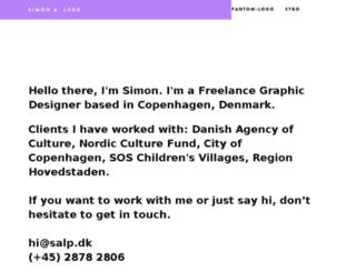 salp.dk screenshot