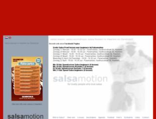 salsa-haarlem.nl screenshot