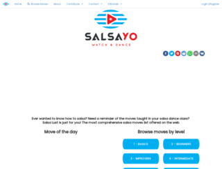 salsalust.com screenshot