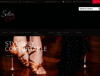 salsamoda.com.au screenshot