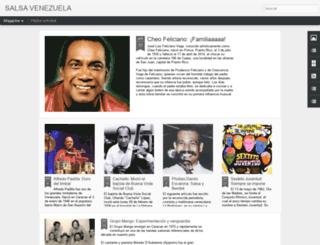 salsavenezuela.blogspot.com screenshot