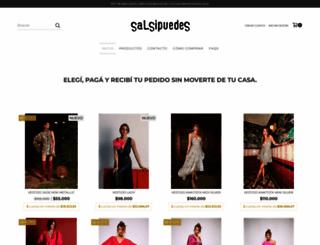 salsipuedesbsas.com.ar screenshot