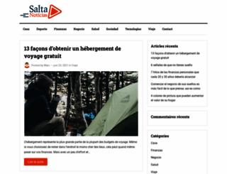 saltanoticias.com screenshot