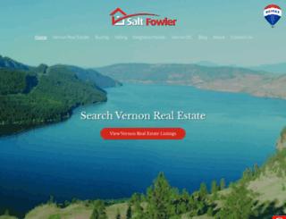 saltfowler.com screenshot