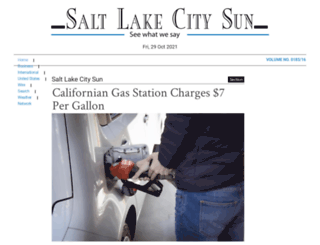 saltlakecitysun.com screenshot
