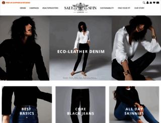 saltspin.com screenshot