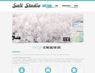 saltstudio.biz screenshot