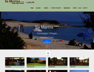 samarina.com screenshot