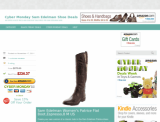 samedelman.getallshoes.com screenshot