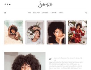 samio.co.uk screenshot