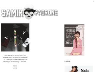 samirhighlook.blogspot.com screenshot