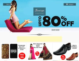 samirya.com screenshot