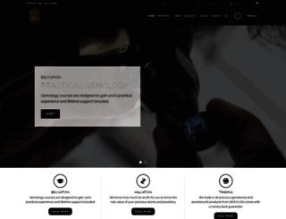 sampathgems.com screenshot