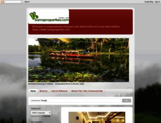 samsproperties.blogspot.com screenshot