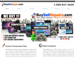 samsunggalaxyphonerepair.com screenshot