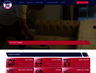 samsunhaliyikama.com.tr screenshot