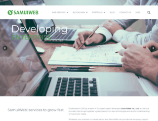 samuiweb.net screenshot