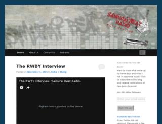 samuraibeatradio.com screenshot