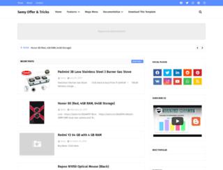 samytrick.blogspot.com screenshot