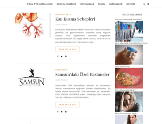 sanal-hastane.com screenshot