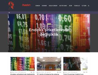 sanalkadin.net screenshot