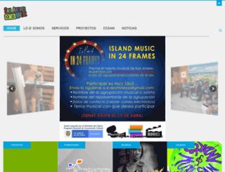 sanandresmusic.com screenshot