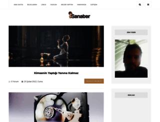 sanater.com screenshot