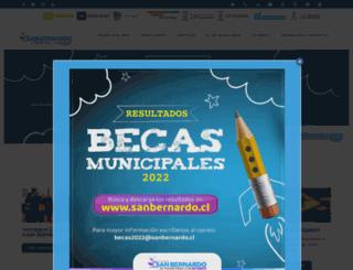 sanbernardo.cl screenshot