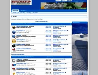 sanclick.com screenshot