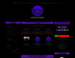 sanctuaryradio.com screenshot