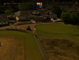sandagolfclub.co.uk screenshot