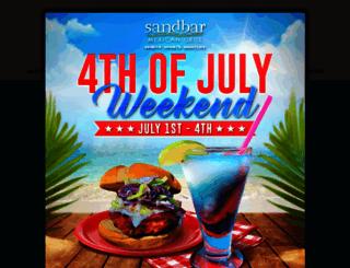 sandbaraz.com screenshot
