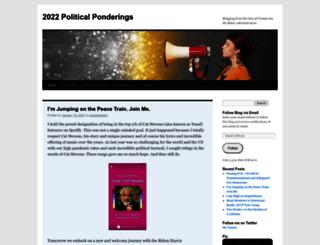 sandrasick.wordpress.com screenshot