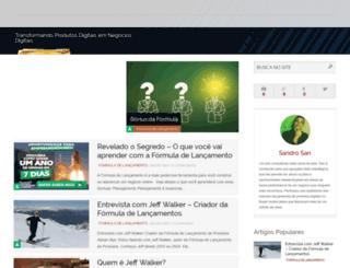 sandrosan.klicksite.com.br screenshot