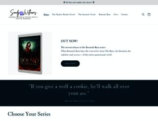sandy-williams.com screenshot