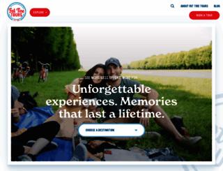 sanfrancisco.citysegwaytours.com screenshot