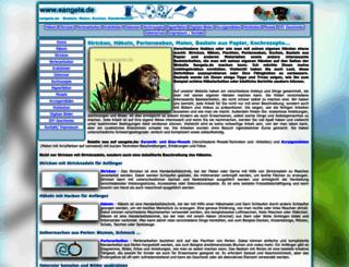 sangela.de screenshot