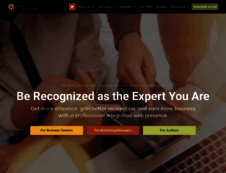 sangfroidwebdesign.com screenshot