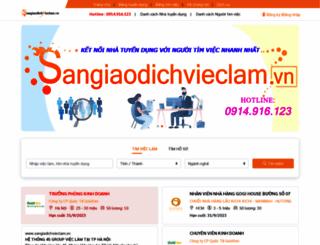 sangiaodichlaocai.com screenshot