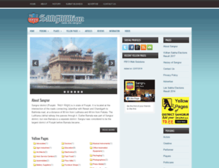 sangrurian.com screenshot