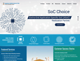 sankalpsemi.com screenshot