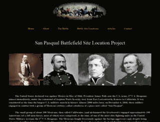 sanpasqual.org screenshot