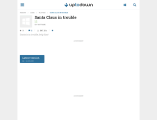 santa-claus-in-trouble.en.uptodown.com screenshot
