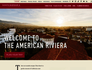 santabarbaraca.com screenshot