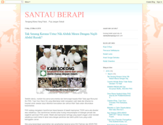 santauberapi.blogspot.com screenshot