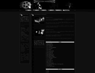santeesuk.com screenshot
